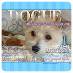 Dogue -House of Canine Couture - website