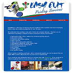 Easycut Painting Services website