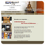 North Shore Custom Cabinet website