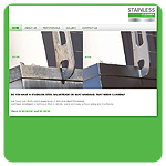 Stainless Cleaner website
